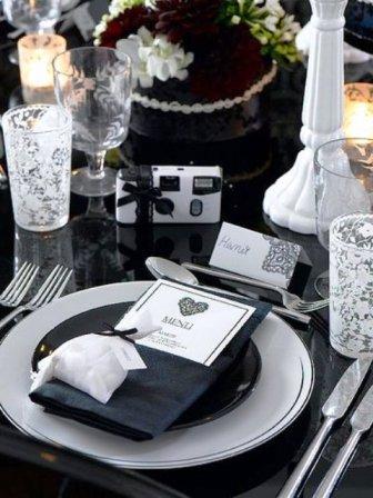 fotos-decoracao-casamento-preto-e-branco